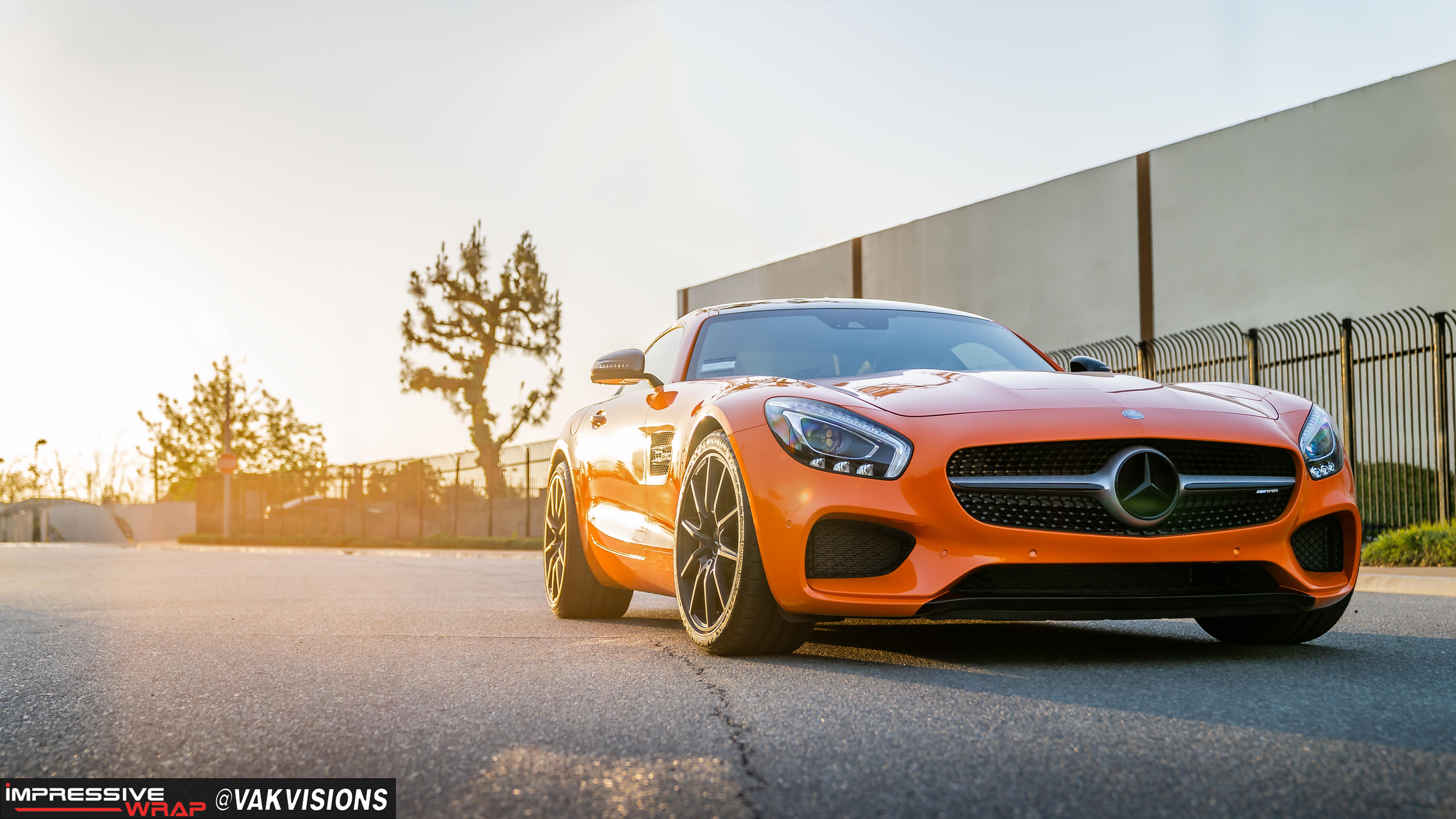 Vehicle Wraps In Los Angeles Orange County